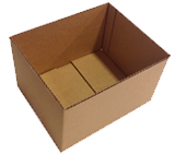 Half-Slotted-Contained-box